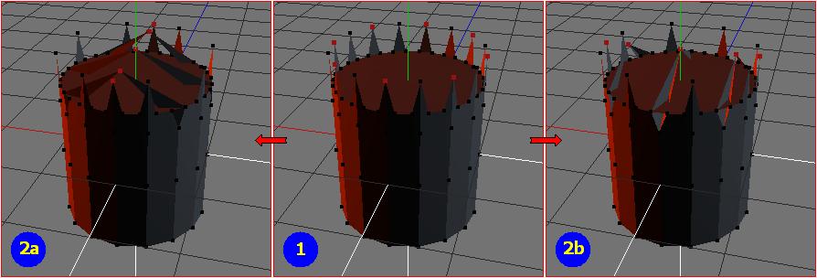 Vertices - Flatten X & Z