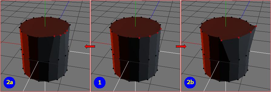 Vertices - Scale Uniform